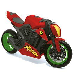 Moto-Roda-Livre-Liga-da-Justica-Robin---Candide