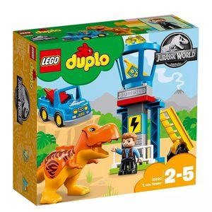 Lego-Duplo-10880-Torre-do-T-Rex---Lego