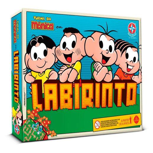 Jogo-Labirinto-Turma-Da-Monica---Estrela