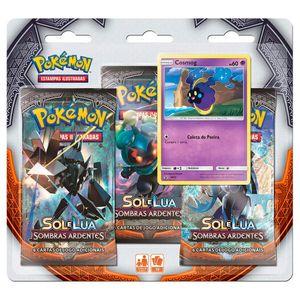 Cartas-Pokemon-Sol-e-Lua-Blister-Triplo-Sombras-Ardentes-Cosmog---Copag