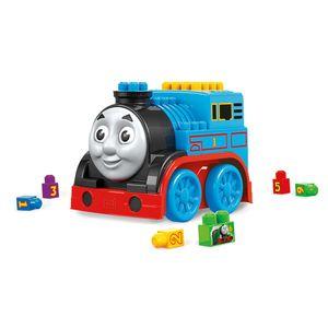 Mega-Bloks-Super-Thomas-e-Amigos-de-Montar---Mattel