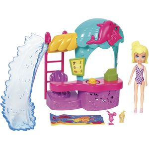 Polly-Pocket-Quiosque-Parque-Aquatico---Mattel