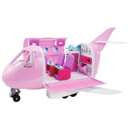 Barbie-Real-Aviao-de-Luxo---Mattel
