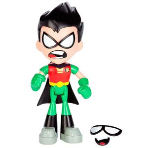 Imaginext-Teen-Titan-Go-Robin---Mattel