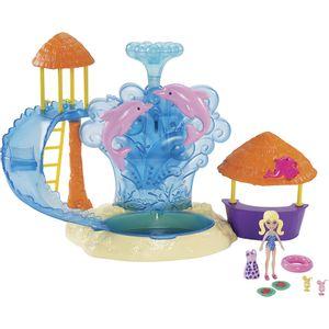 Polly-Pocket-Parque-Aquatico-Golfinhos---Mattel