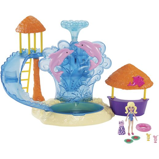 Polly-Pocket-Parque-Aquatico-Golfinhos---Mattel