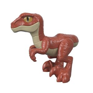 Imaginext-Jurassic-World-Red-Raptor---Mattel