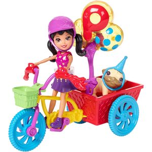 Polly-Pocket-Bicicleta-Aventura-Pet---Mattel