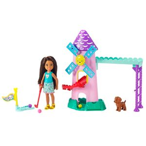 Barbie-Playset-Chelsea-Mini-Golf---Mattel