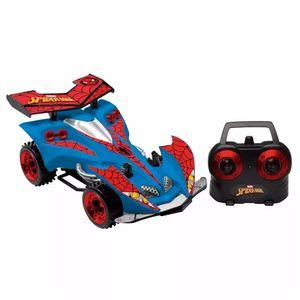 Carro-com-controle-Remoto-Homem-Aranha-Web-Racer-7-Funcoes---Candide