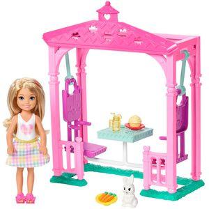 Barbie-Playset-Chelsea-Piquenique---Mattel