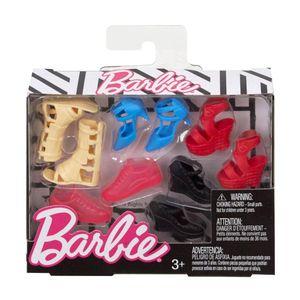 Barbie-Acessorios-Sapatos-e-Sandalias---Mattel
