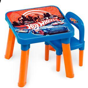 Mesa-com-Cadeira-Hot-Wheels---Fun-Divirta-Se