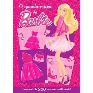 Livro-O-Guarda-Roupa-da-Barbie---Ciranda-Cultural