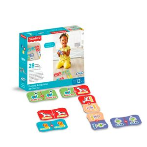 Fisher-Price-Domino-Amiguinhos-da-Floresta---Xalingo