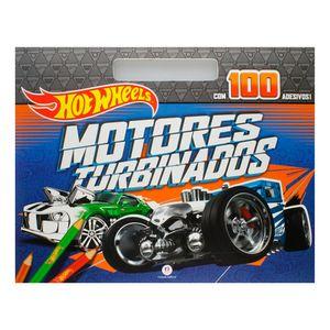 Livro-de-Atividades-Hot-Wheels---Motores-turbinados---Ciranda-Cultural