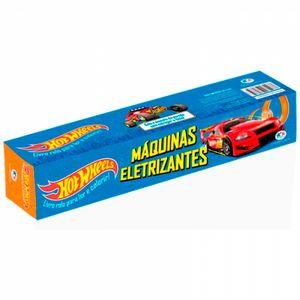 Livro-Rolo-Hot-Wheels---Maquinas-eletrizantes---Ciranda-Cultural