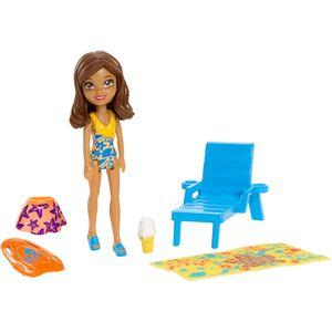 Polly-Pocket-Boneca-e-Acessorios-Parque-Aquatico-Diversao-Aquatica-Shani---Mattel