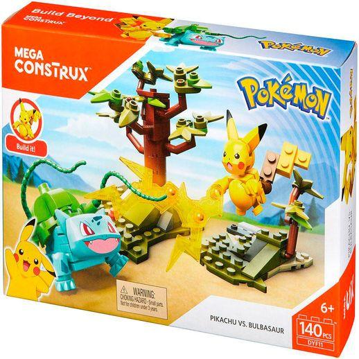 Mega-Construx-Pokemon-Pikachu-vs-Bulbasaur---Mattel