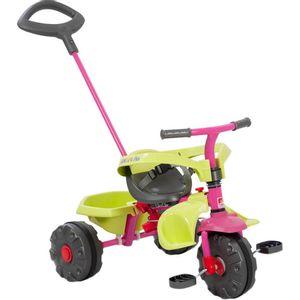 Triciclo-Smart-Plus-Rosa---Bandeirante