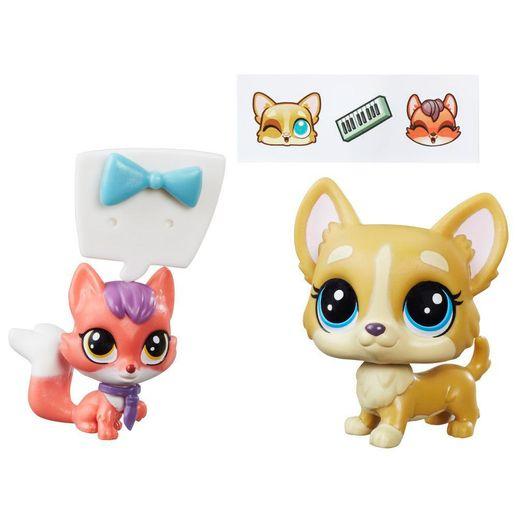 Littlest-Pet-Shop-Earl-Duketon-e-Ena-Foxworth---Hasbro