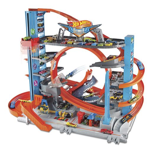 Hot-Wheels-Jogo-de-Garagem-Super-Ultimate---Mattel