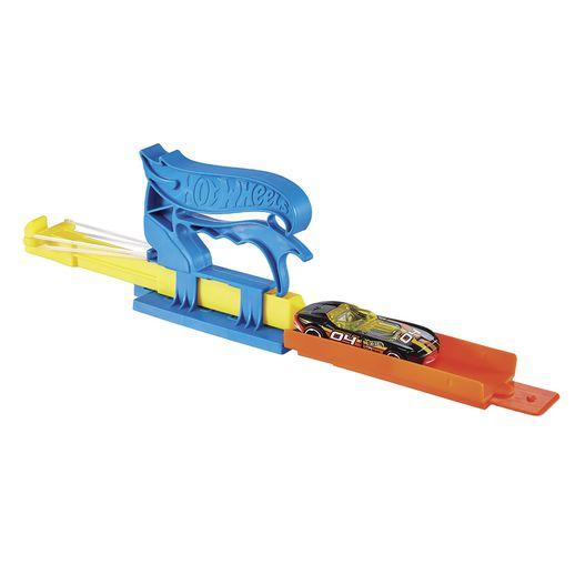 Hot-Wheels-Lancador-Basico-Azul-com-Carro---Mattel