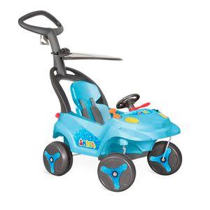 Carrinho-Smart-Baby-Assento-Reclinavel-Azul---Bandeirante