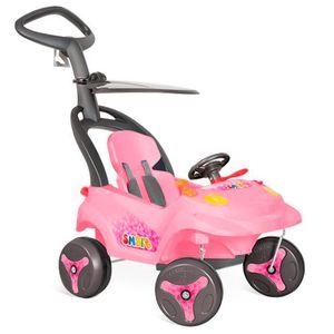 Carrinho-Smart-Baby-Assento-Reclinavel-Rosa---Bandeirante