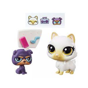 Littlest-Pet-Shop-Mioko-Celadon-e-Gruff-Pugstone---Hasbro