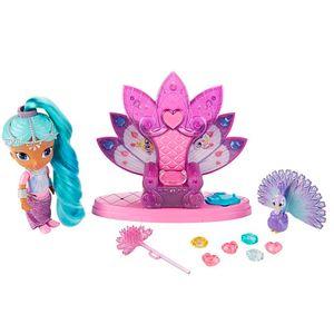 Shimmer-e-Shine-Trono-Princesa-Samira---Mattel