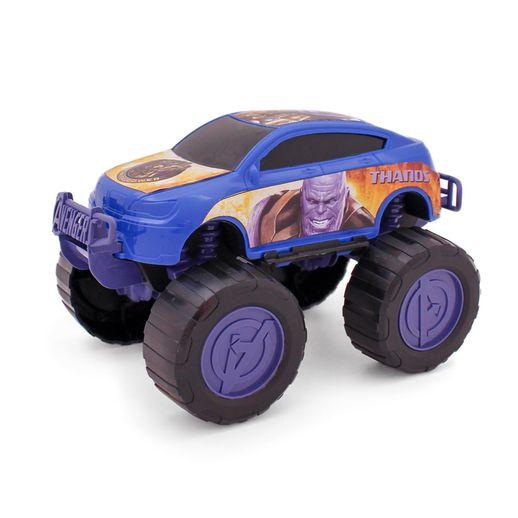 Carrinho-Roda-Livre-Monster-Car-Vingadores-Thanos---Toyng