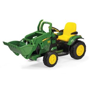 Mini-Escavadeira-Eletrica-John-Deere-Ground-Loader-12V---Peg-Perego