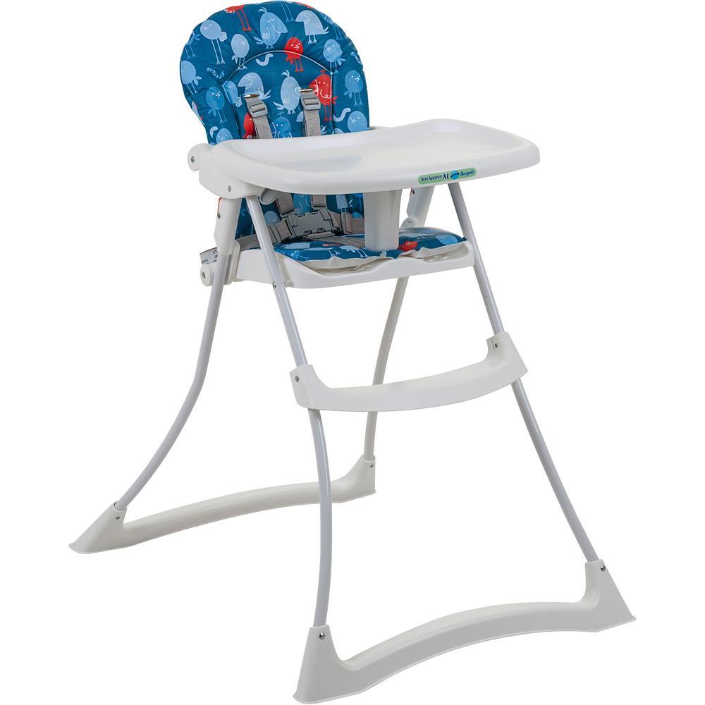 cadeira para refeição passarinho azul bon appetit 0 a 15 kg