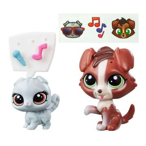 Littlest-Pet-Shop-Branwyn-Bloomer-e-Maybelle-MacTruck---Hasbro