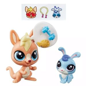 Littlest-Pet-Shop-Vigor-Springley-e-Hoppity-Blue---Hasbro