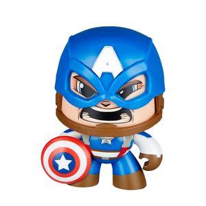 Boneco-Mighty-Muggs-Marvel-Capitao-America---Hasbro