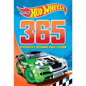 Livro-Hot-Wheels-365-Atividades-e-Desenhos-para-Colorir---Ciranda-Cultural
