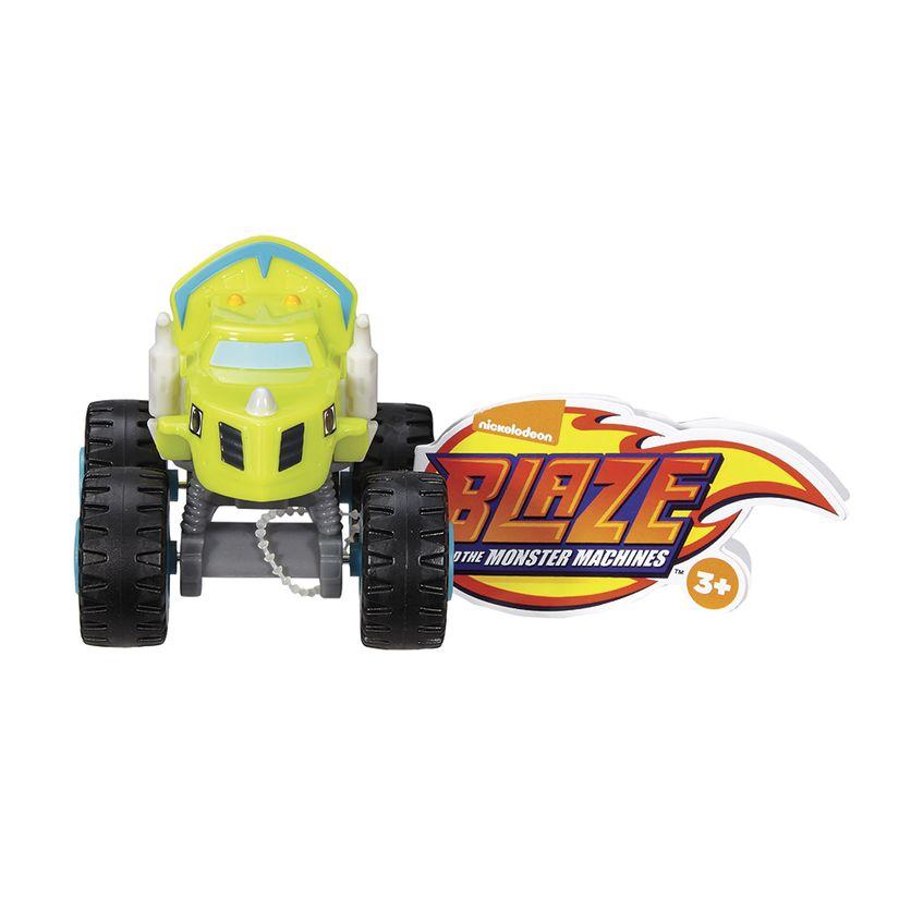 abd8fb6fc1 Fisher Price Blaze Monster Machines Veículo Básico Zeg - Mattel ...