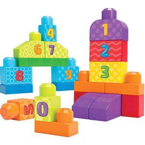 Mega-Blocks-First-Builders-Criar-Vamos-a-Contar-Sacola-20-Pecas---Mattel