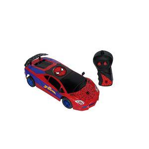 Carro-com-Controle-Remoto-Spider-Man-Ultimate-3-Funcoes---Candide