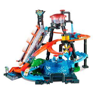 Hot-Wheels-Lava-Rapido-Ataque-do-Jacare---Mattel