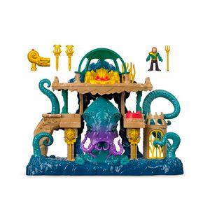 Imaginext-DC-Super-Friends-Playset-Aquaman---Mattel