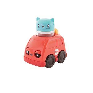 Fisher-Price-Veiculos-de-Animaizinhos-Carrinho---Mattel