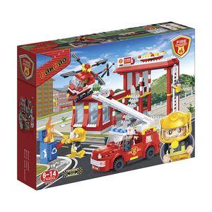 Garagem-de-Bombeiros-505-Pecas---Banbao