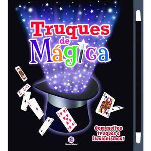 Livro-Truques-de-Magica---Ciranda-Cultural