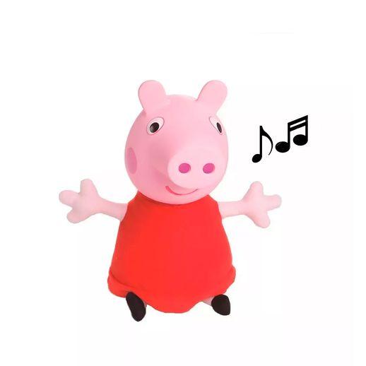 Boneca-Peppa-Pig-Cabeca-de-Vinil-com-Som---Estrela