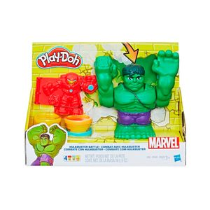 Play-Doh-Marvel-Batalha-Hulkbuster-e-Hulk---Hasbro