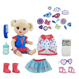 Baby-Alive-Loira-Vestida-para-Passear---Hasbro
