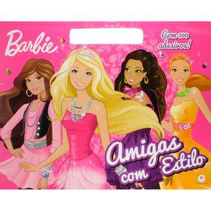 Livro-Barbie-Amigas-com-Estilo---Ciranda-Cultural
